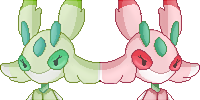 {F2U} Lurantis pixel icons