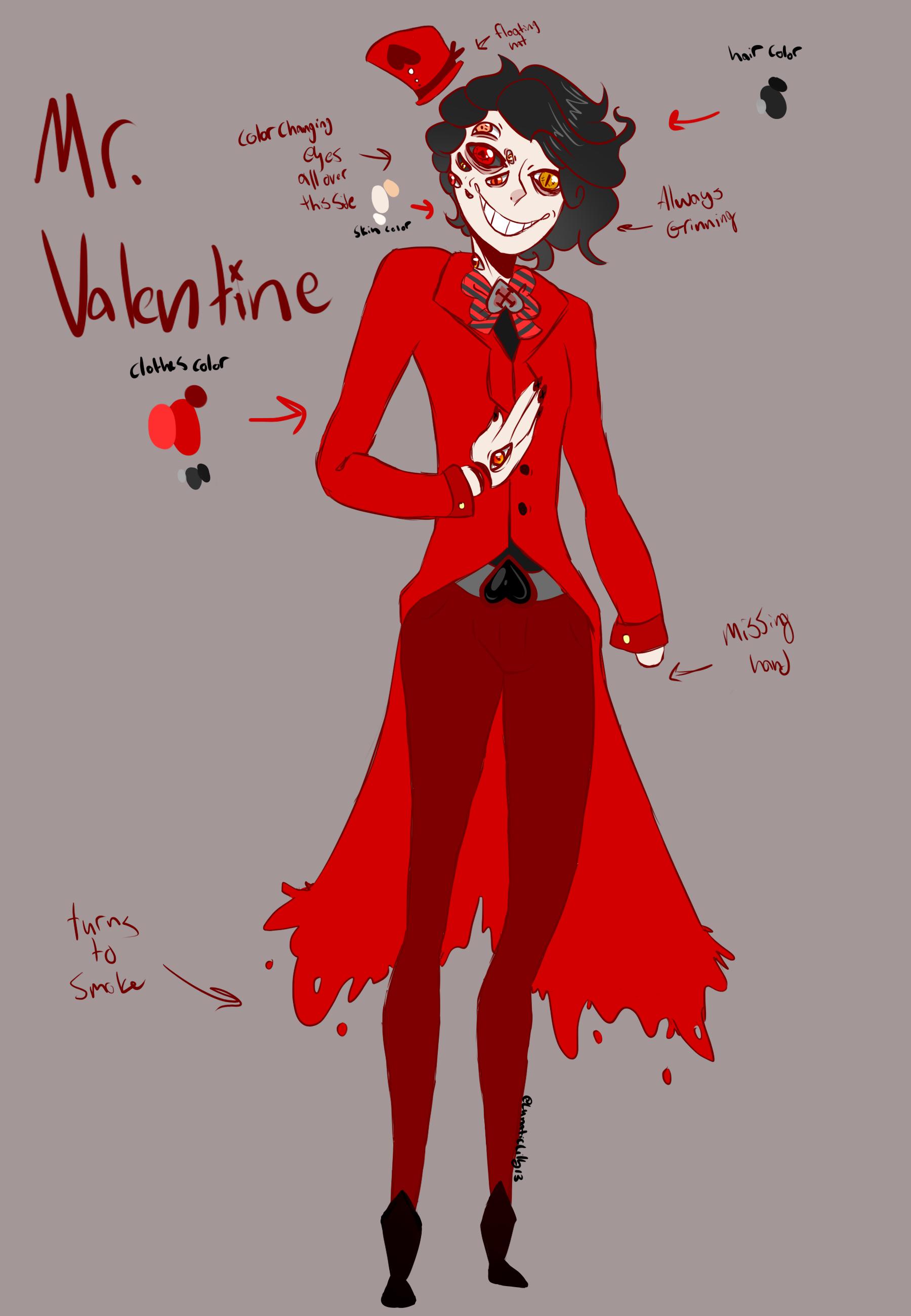 allintitle lily valentine mister