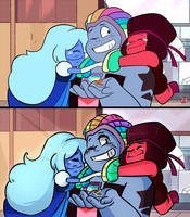 -SU Redraw- Made of Honor by LunaticLily13