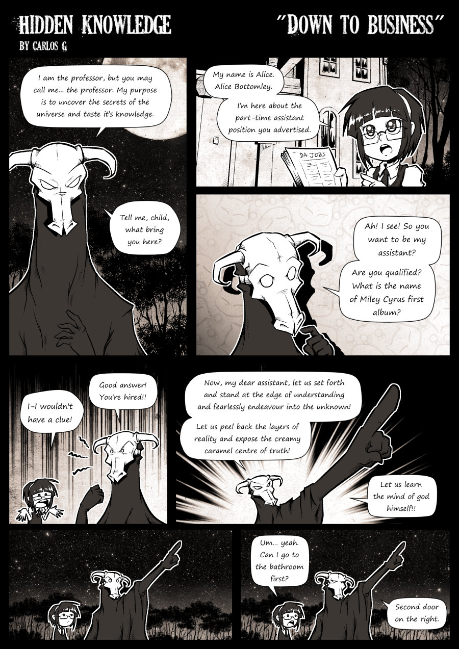 Hidden Knowledge- Page 2 by Carlos-the-G