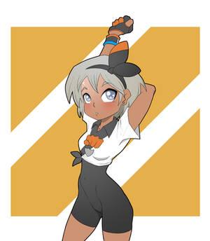 Bea - Pokemon