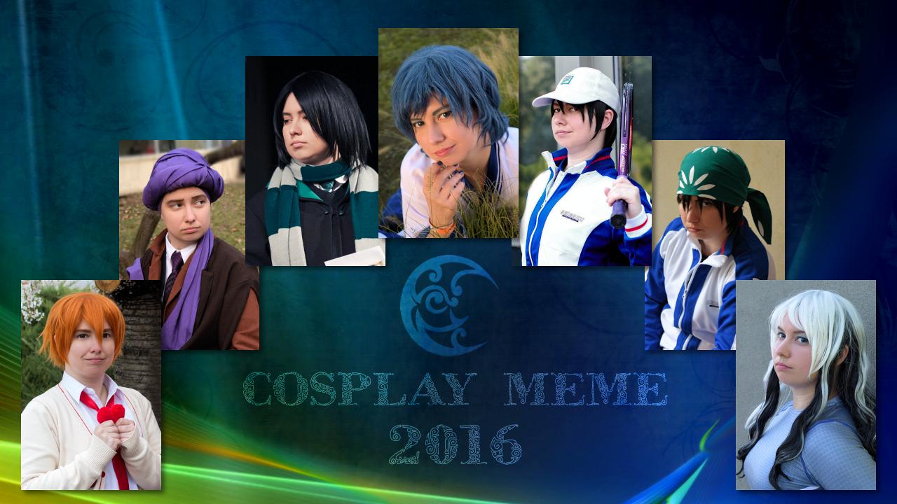 Cosplay MEME 2016 by nemesisz-moon