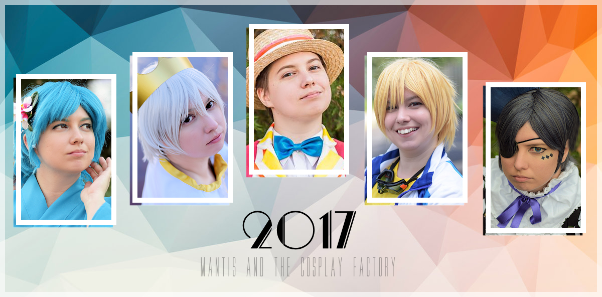 Cosplay MEME 2017 by nemesisz-moon