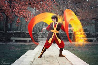 Firebending - poi style