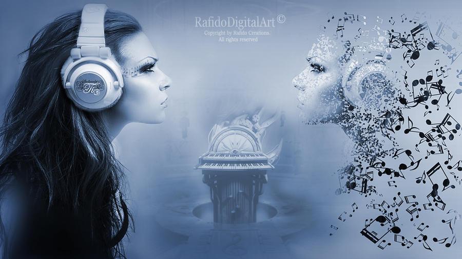 Music-dream by Rafido