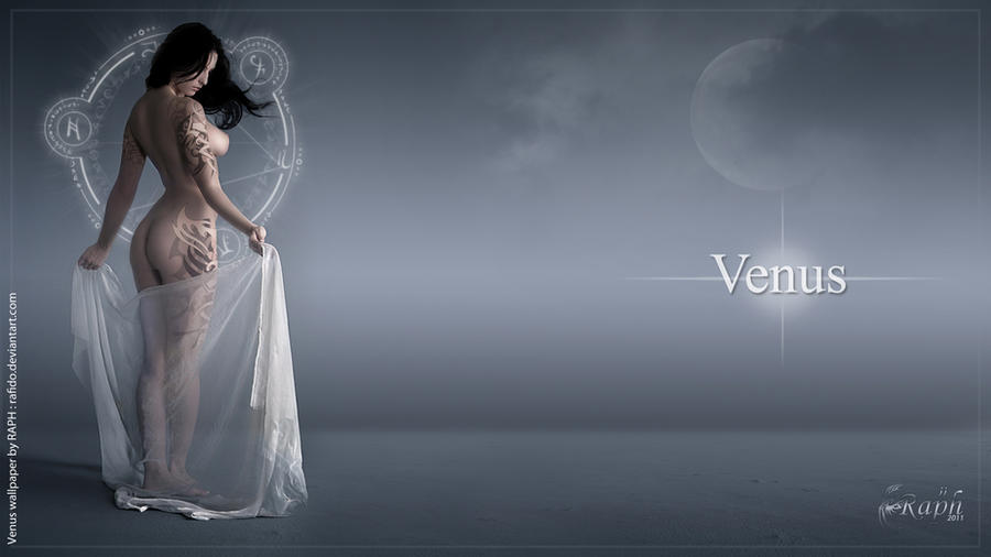 venus wallpaper by Rafido