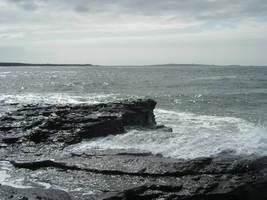 ROCK beach by Rafido