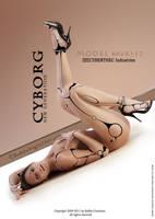 Cyborg by Rafido