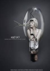Lightbulb by Rafido