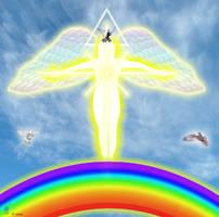 Angelic Presence by aptc55