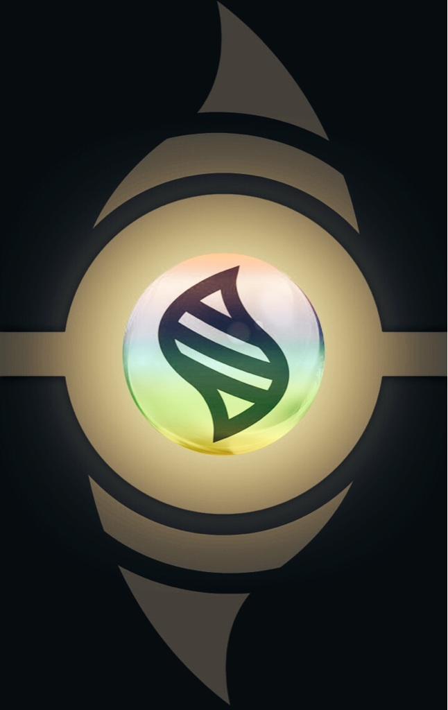 Mega Evolution Logo By Nightmare5000 On Deviantart
