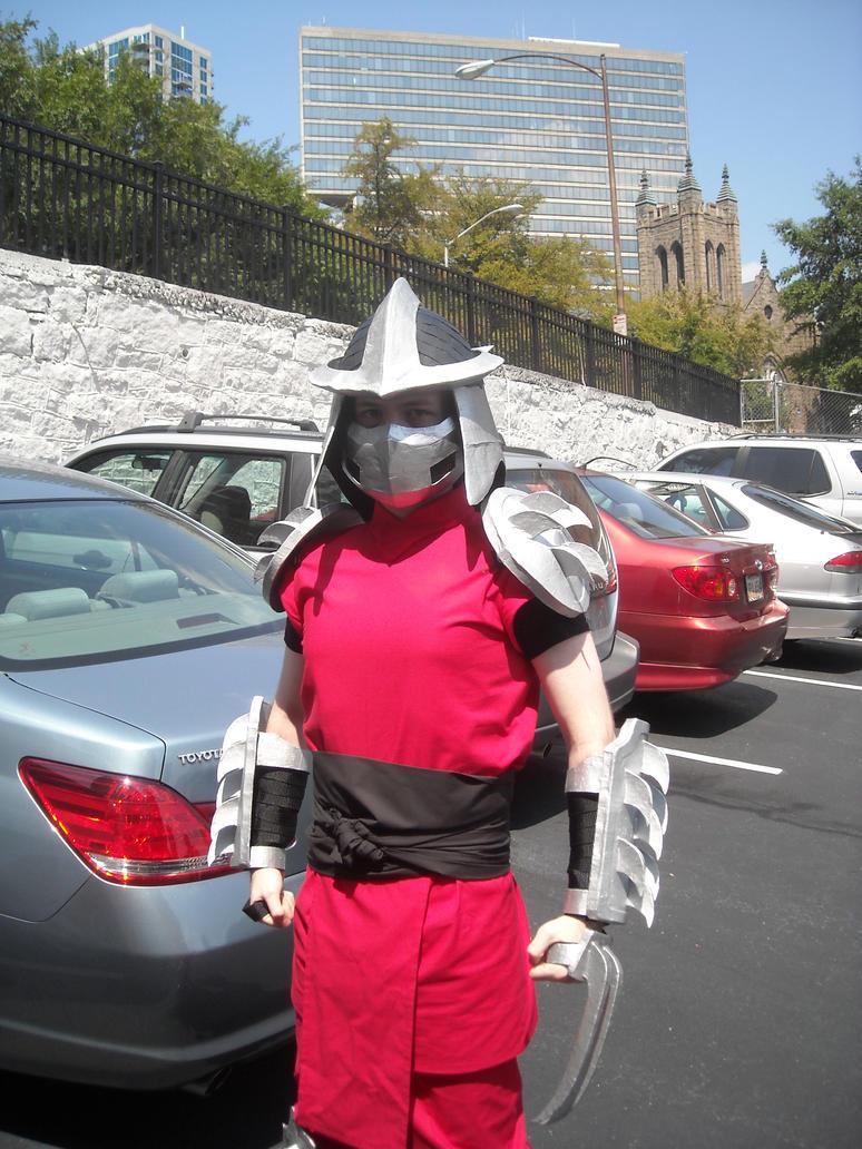 Shredder dragoncon 2010 by rjccj on deviantart Which shredder should i buy