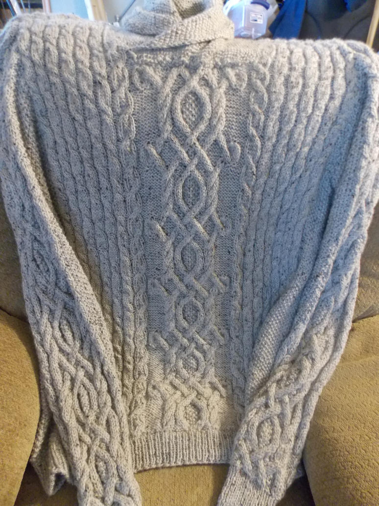 Galloway Pullover by rjccj