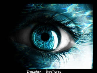 The Birthstone Eyes: December by soPWNEDXcore