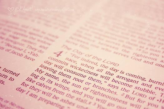 Malachi 4:1