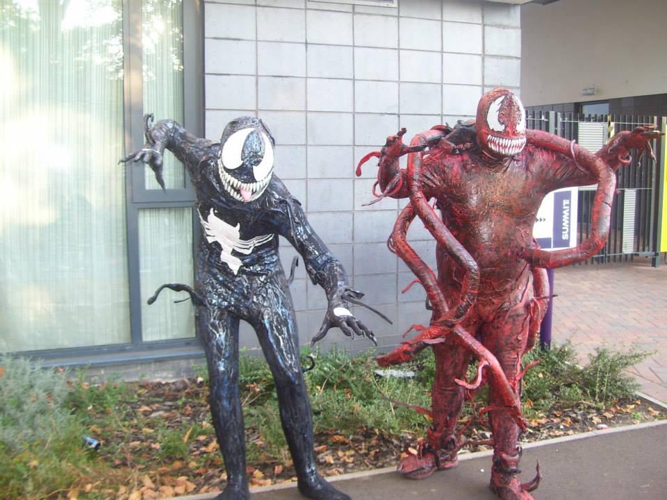 Venom And Monster Ock by venom34