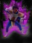 Vegeta Cosplay (Saiyan Saga) by venom34