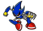 Metal Sonic Adventure 3 by venom34
