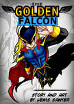 The Golden Falcon - Front Cover by venom34