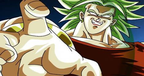 Kale Legendary Super Saiyan by venom34