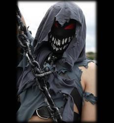 The Disturbed Guy! by venom34