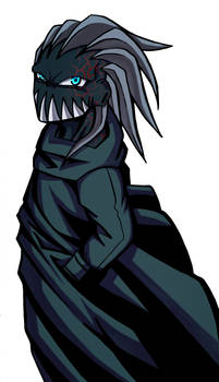 King Goji (first form) by venom34