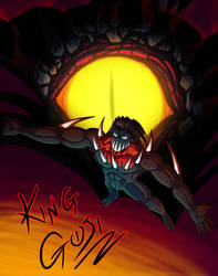 Demon King Goji by venom34
