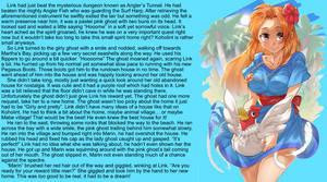 Link's Wet Dream