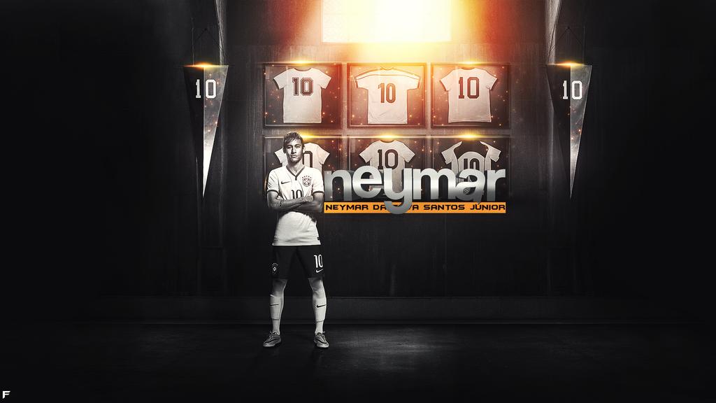 Neymar by Furi0us14