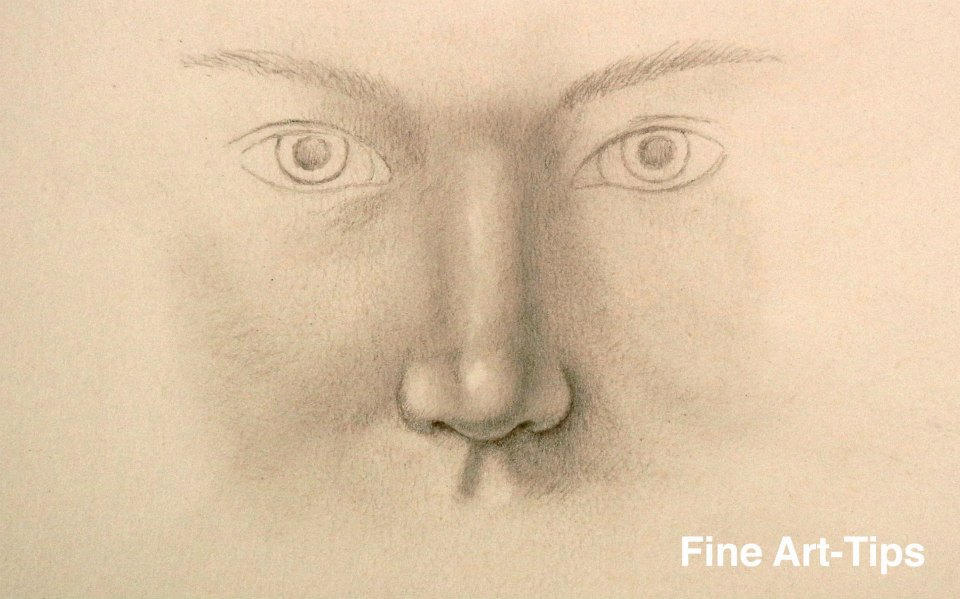How To Draw A Realistic Nose By Artistleonardo On Deviantart
