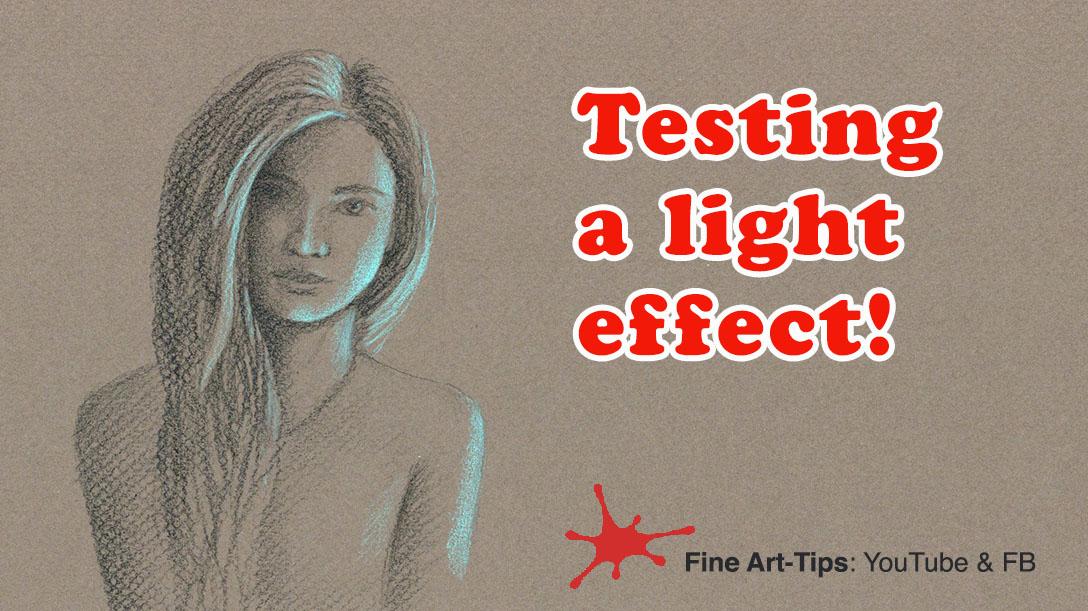 Light effect FAT Testing an Awesome Light Effect by ArtistLeonardo