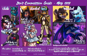 :OPEN: May commission prices by ZizanChan