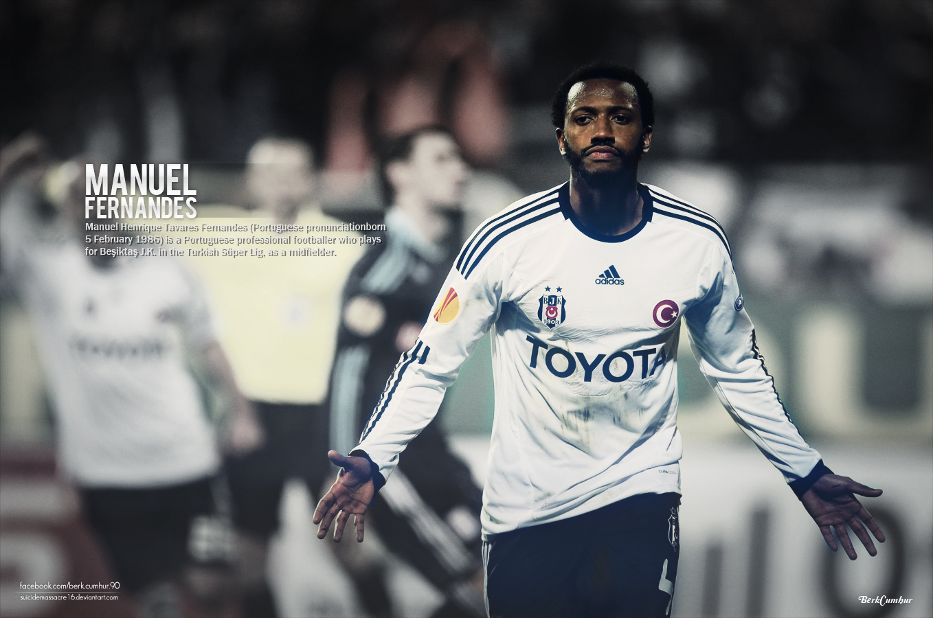Manuel Fernandes by suicidemassacre16
