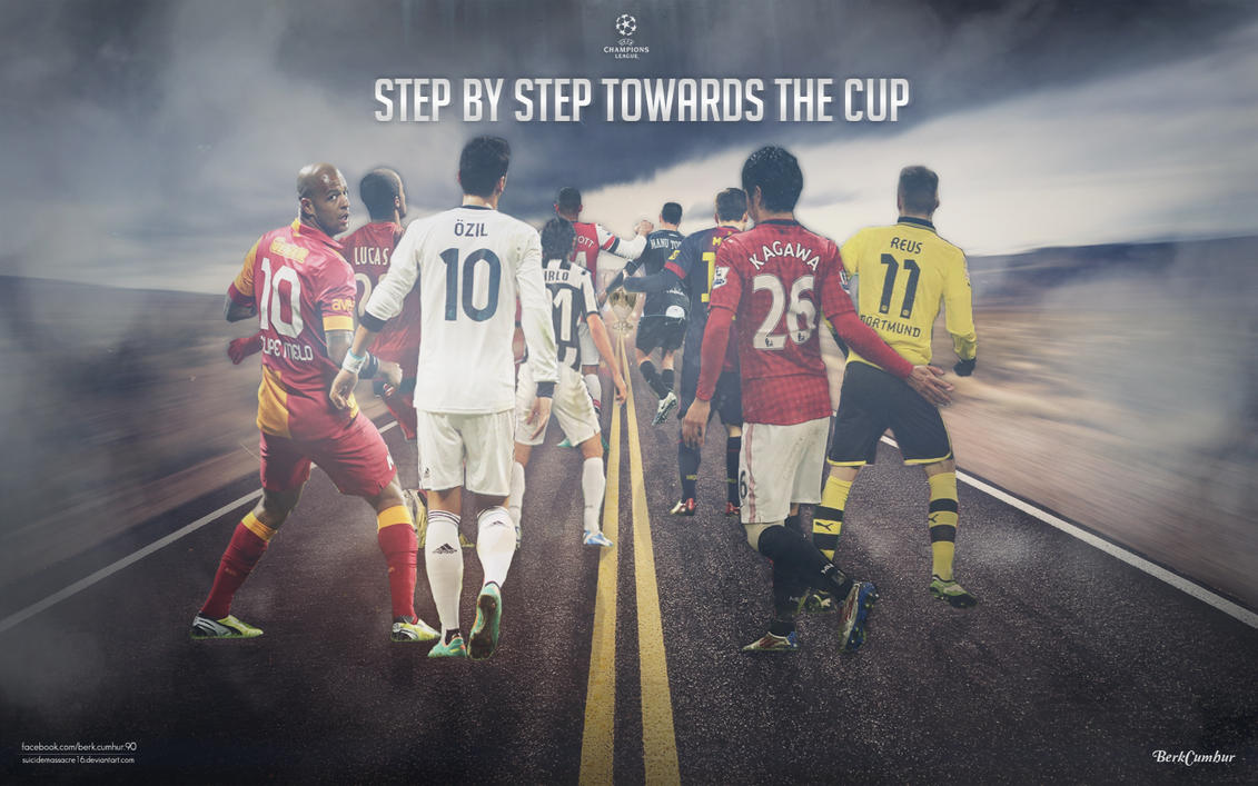 Step By Step Towards The Cup by suicidemassacre16