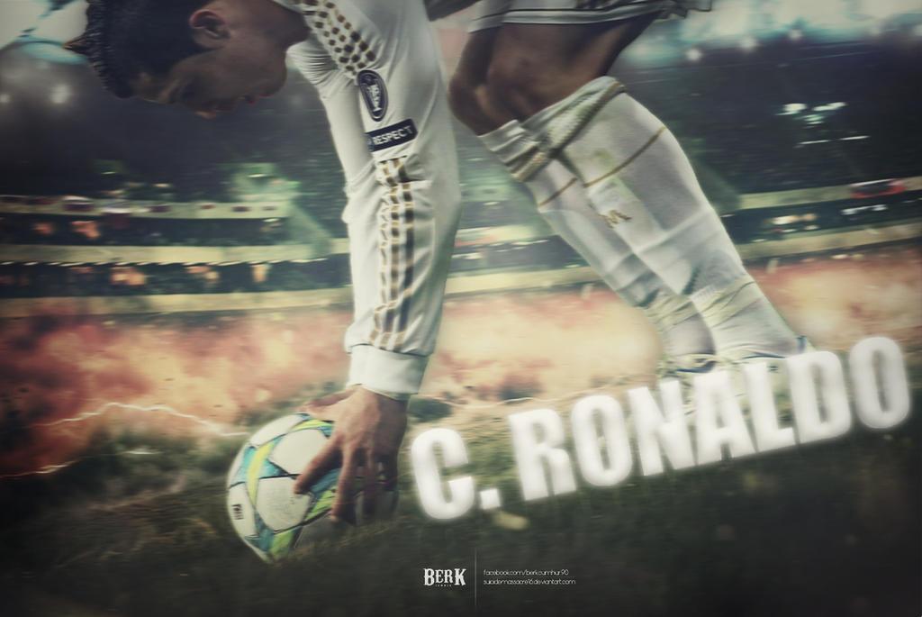 Cristiano Ronaldo by suicidemassacre16