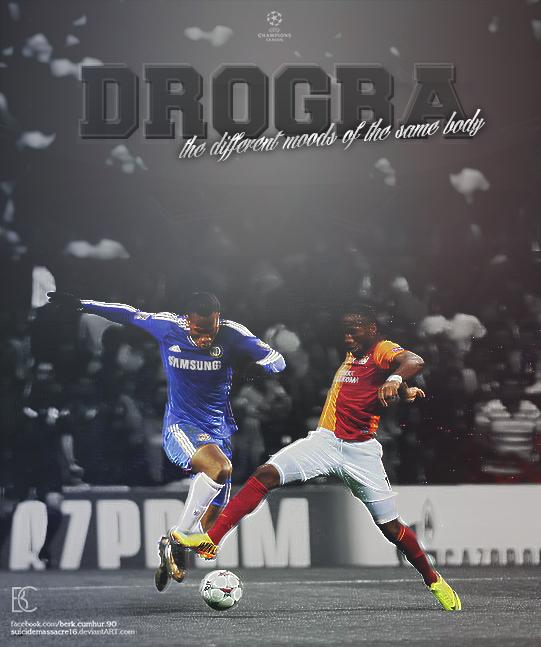 Drogba vs Drogba by suicidemassacre16