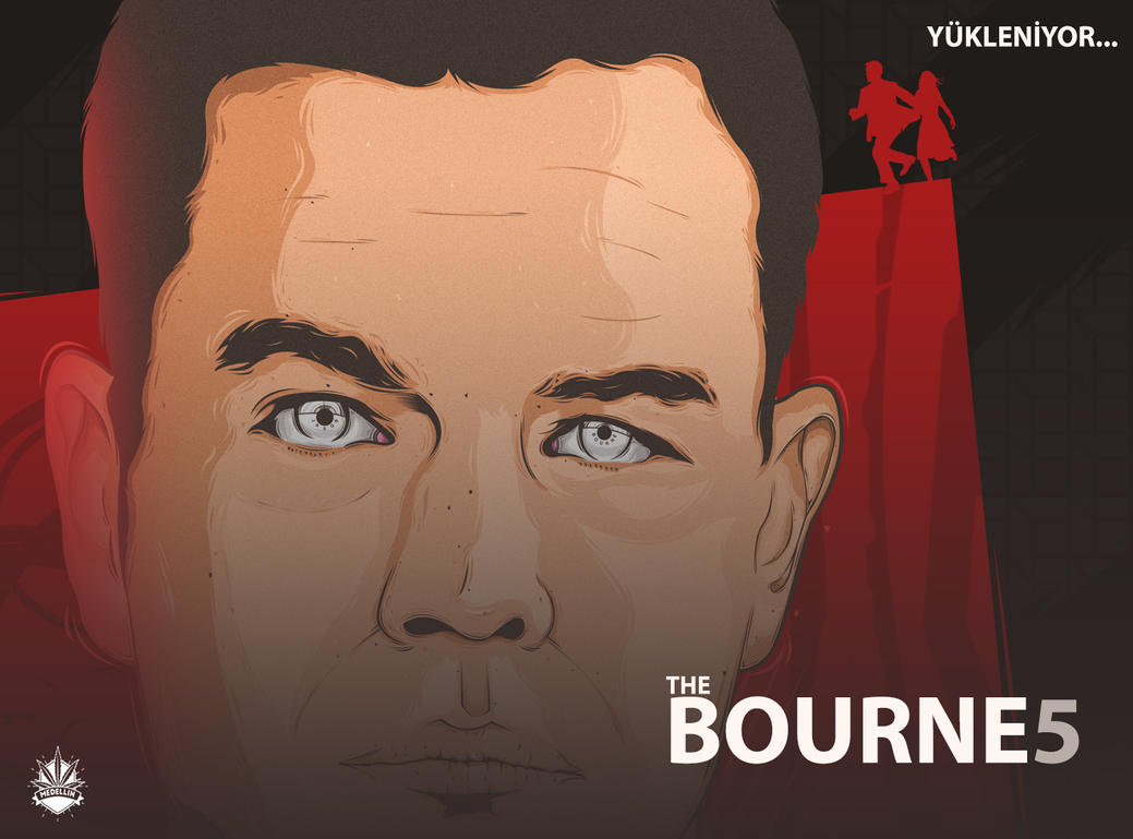 Jason Bourne Vector
