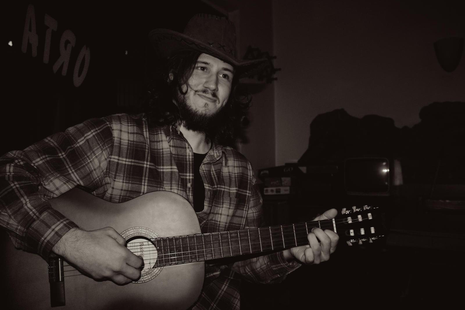 Cowboy. by TheWaga
