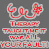 Therapeutic Lessons by stalker-in-training