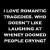 Luff Romantic Tragedies by stalker-in-training