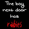 Boy Next Door by stalker-in-training