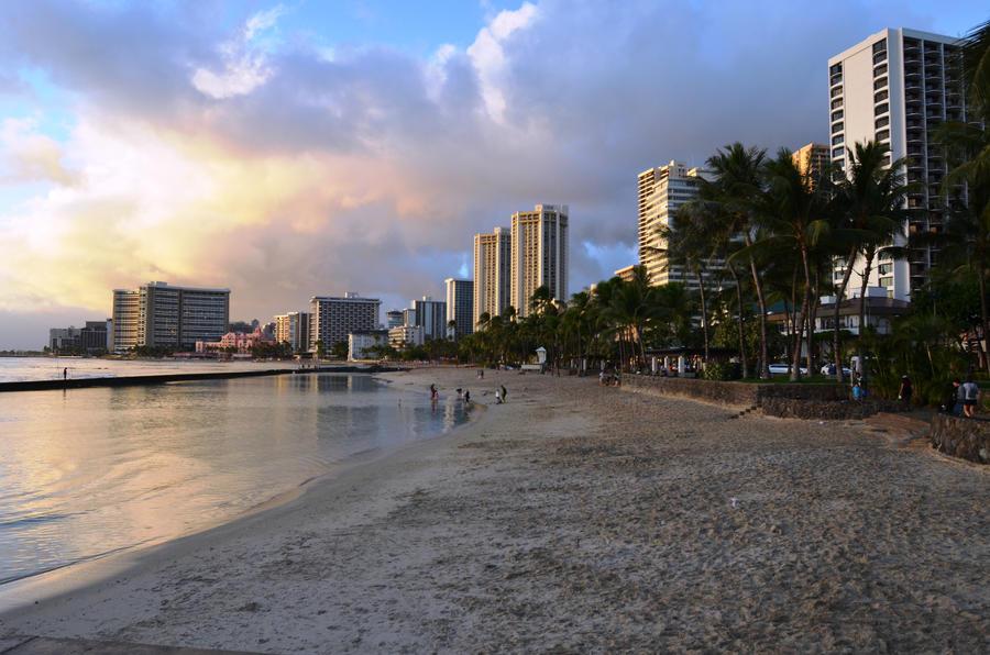 Hawaii by bearinva