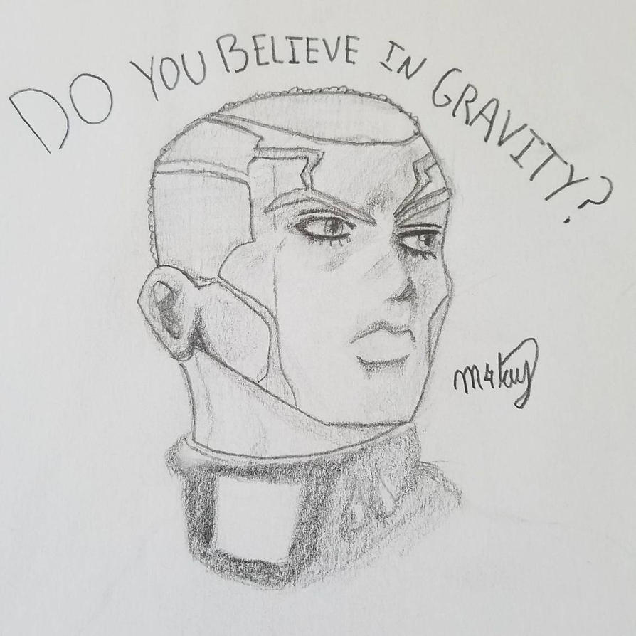 Do You Believe in Gravity? by maro-kay