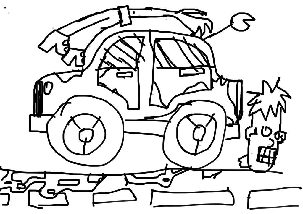 Z car by muravei