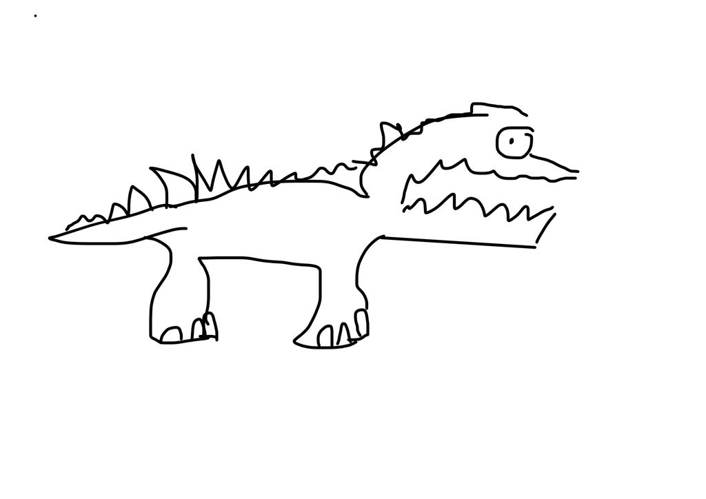 Croc by muravei