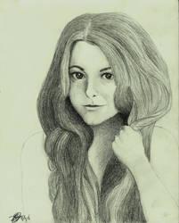 Self-Portrait by dulcie-louise