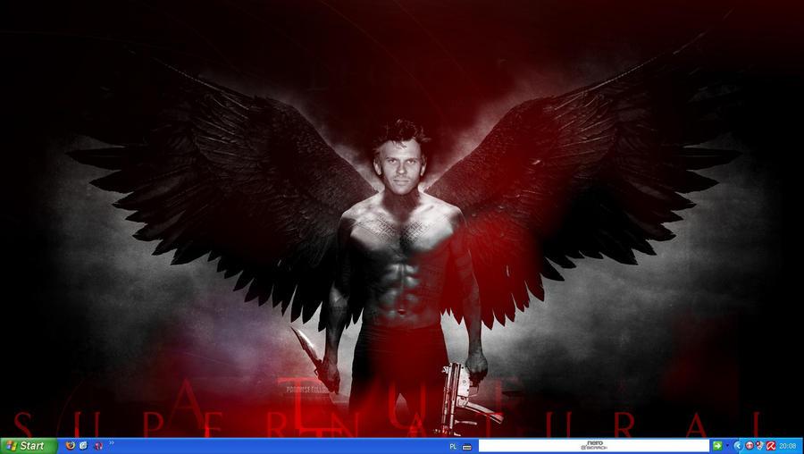 Lucifer Supernatural Wallpaper