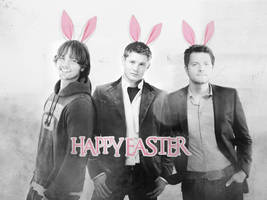 supernatural Easter2 by kasienka-nikki