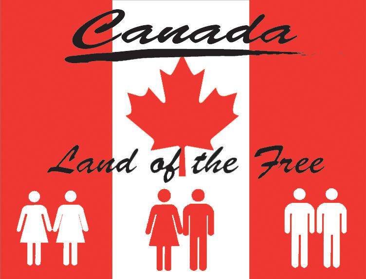 Oh Canada by Merlinburgh