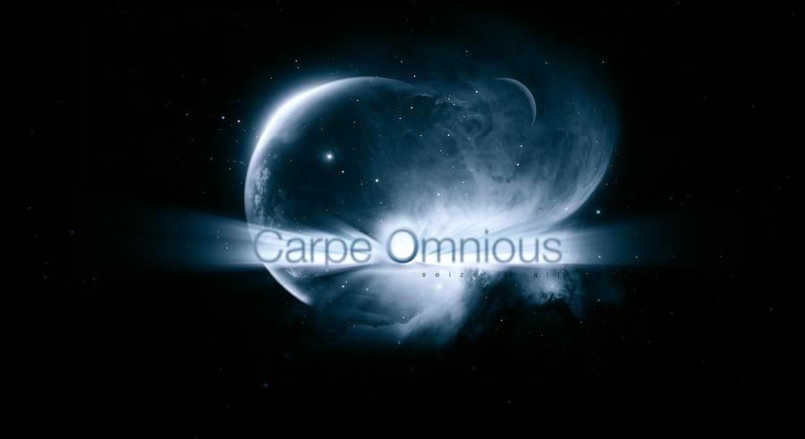 Carpe Omnious by bazikg